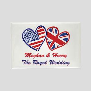 The Royal Wedding Magnets