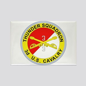 DUI - 3rd Squadron - 3rd ACR Rectangle Magnet