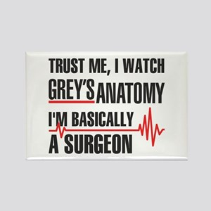 Greys Anatomy Trust me Magnets
