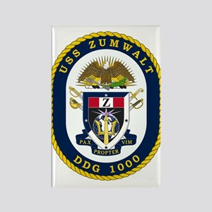 Uss Zumwalt Ddg-1000 Magnets