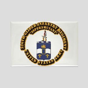 COA - Infantry - 326th Glider Infantry Regiment Re