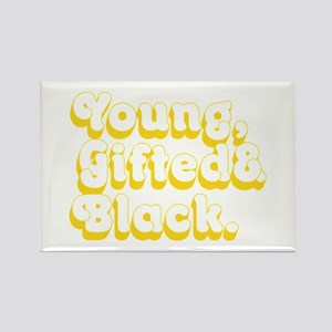 Young, Gifted & Black. Magnets