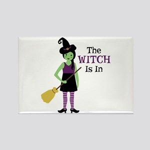 The Witch Is In Magnets