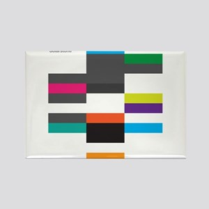 Solarstone 'Pure' Cover Art Rectangle Magnet