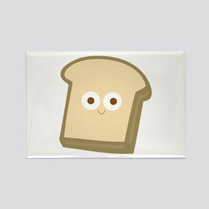 Slice Of Bread Magnets