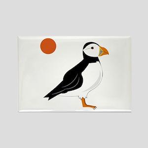 Puffin Bird Magnets