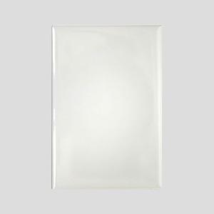 Enchanted Garden Buddha Rectangle Magnet