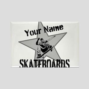 Custom Skateboards Magnets