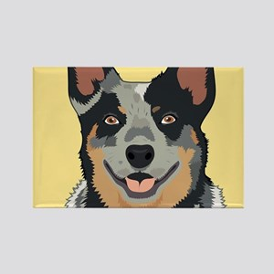 Australian Cattle Dog Magnets