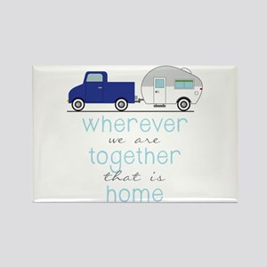 That Is Home Magnets