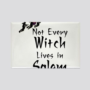 HALLOWEEN - NOT EVERY WITCH LIVES IN SALE Magnets