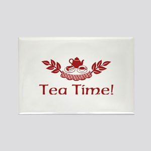 Tea Time Magnets
