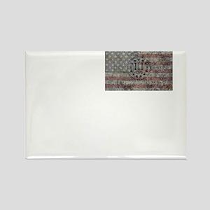 3 percenter flag Magnets