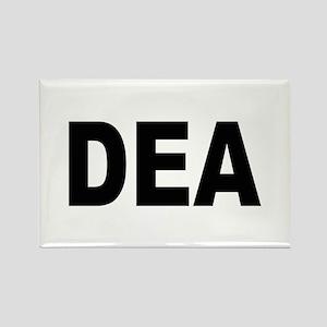 DEA Drug Enforcement Administration Rectangle Magn