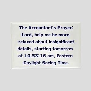 Accountant's Prayer Magnets