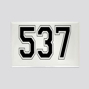 537 Rectangle Magnet
