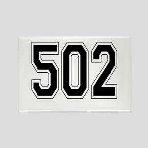 502 Rectangle Magnet