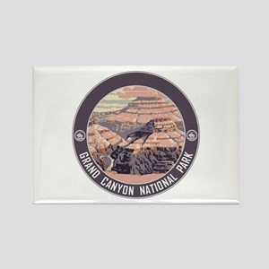 Grand Canyon NP Rectangle Magnet