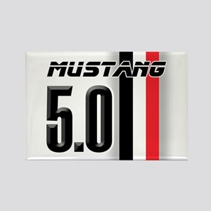 Mustang 5.0 BWR Rectangle Magnet