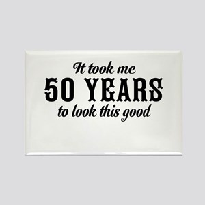 50th Birthday Magnets