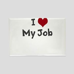 I Heart My Job Magnets