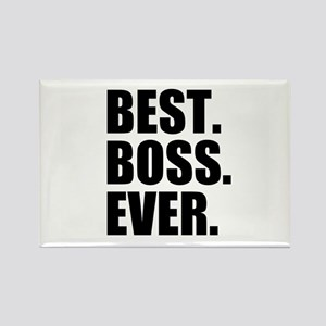 Best Boss Ever Magnets