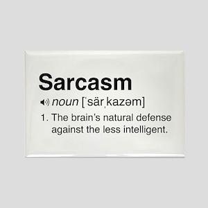 Sarcasm Definition Magnets