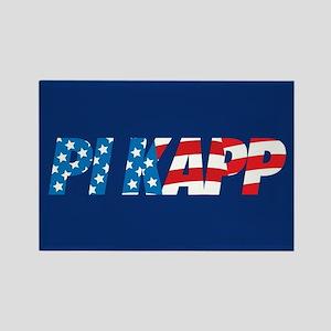 Pi Kappa Phi Pi Kapp Rectangle Magnet