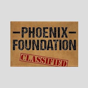 Classified Phoenix Foundation Magnets