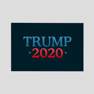 Trump 2020 Rectangle Magnet