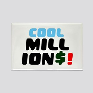 COOL MILLIONS! Magnets