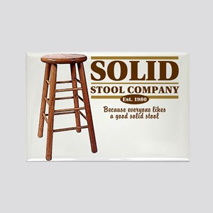 Solid Stool Rectangle Magnet