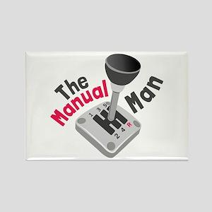 Manual Man Magnets