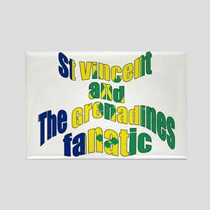 St Vincent and the Grenadines fanatic Rectangle Ma