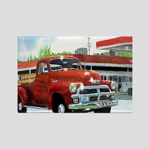 1954 Chevrolet Truck Rectangle Magnet