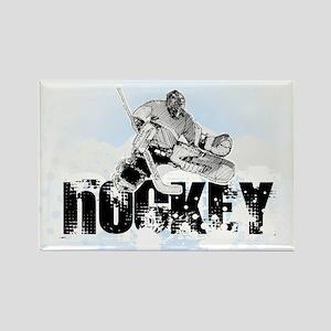 Hockey Player Magnets