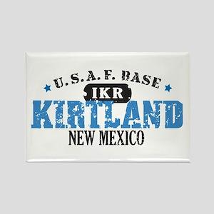 Kirtland Air Force Base Rectangle Magnet