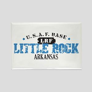 Little Rock Air Force Base Rectangle Magnet