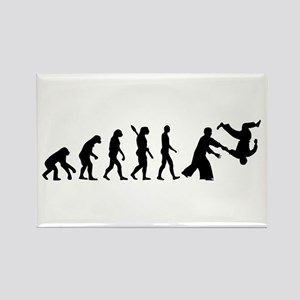 Evolution Aikido Rectangle Magnet