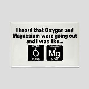 OMG1 Rectangle Magnet