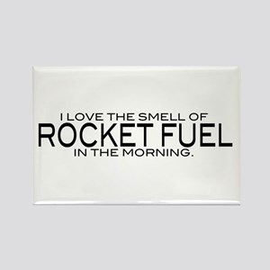 Rocket Fuel Rectangle Magnet
