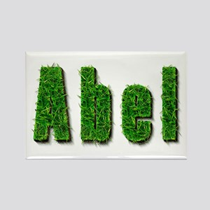Abel Grass Rectangle Magnet