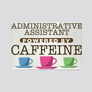 Administrative Assistant Powered by Caffeine Recta