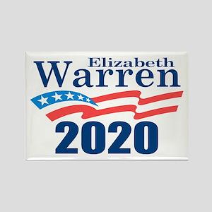 Warren 2020 Magnets
