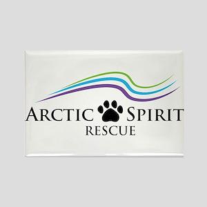 Arctic Spirit Rescue Rectangle Magnet Magnets