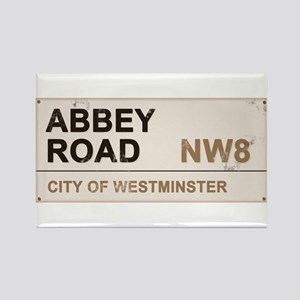 Abbey Road LONDON Pro Rectangle Magnet