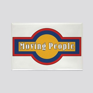 Moving people Magnets