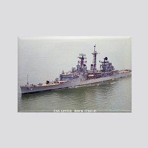 USS LITTLE ROCK Rectangle Magnet