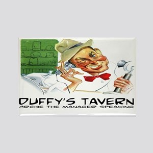 DUFFY'S TAVERN - OLD TIME RADIO Rectangle Magnet
