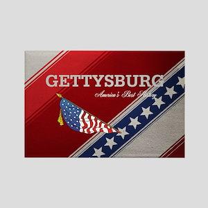 ABH Gettysburg Rectangle Magnet